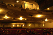 Crowd fills up Orpheum Theater in Boston MA