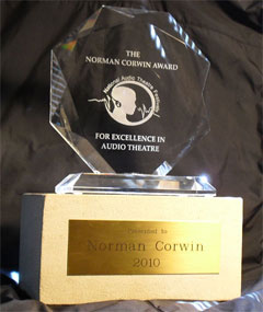 Norman Corwin Award for Audio Theater