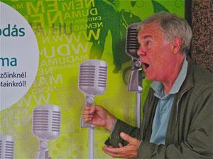 Phil Proctor Radio Actor