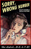 Sorry, Wrong Number Radio Drama