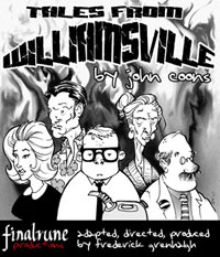 Tales from Williamsville Audio Comedy