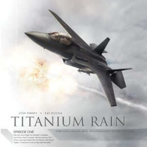 Titanium Rain Action Adventure Radio Drama