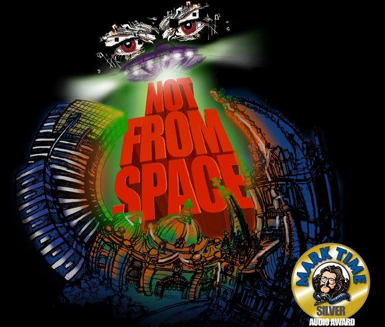 rdr podcast 341 not from space sci fi radio play aired on xm satellite