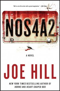 NOS4A2 Horror Audiobook by Joe Hill