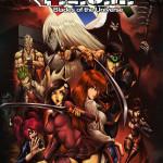 FLUR Blades of the Universe Audio Manga