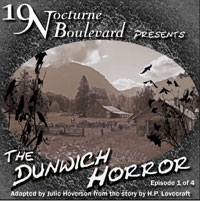 Dunwich Horror by HP Lovecraft audio drama