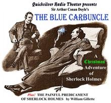 Sherlock Holmes Blue Carbuncle Radio Drama