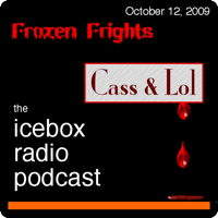 Icebox vampire horror radio drama