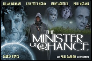 Minister of Chance Dr Who Spinoff Audio Drama